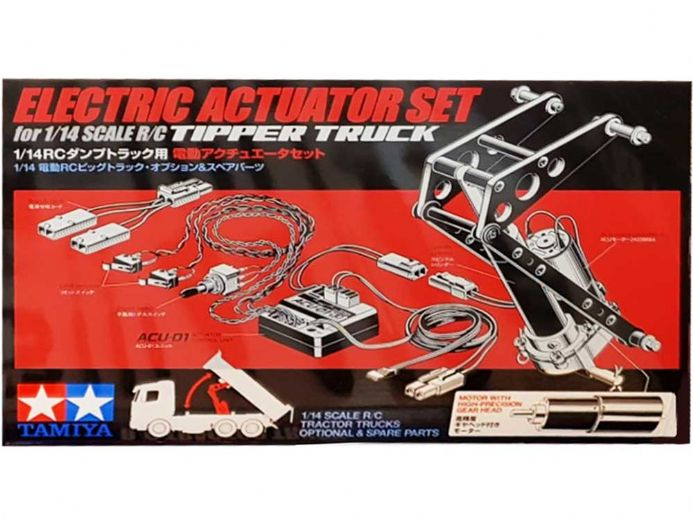 Tamiya 56545 Tipper Truck Motorised Actuator Set
